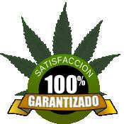 Satisfacción 100% garantizado